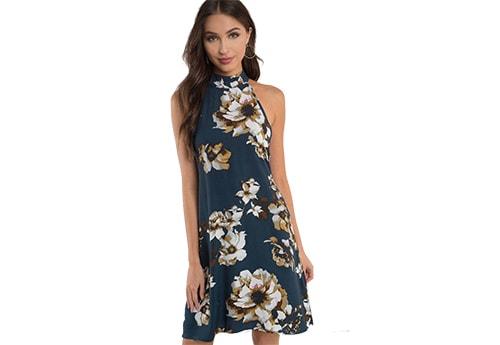 7. Floral Dresses