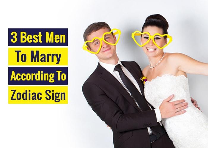 best men to marry