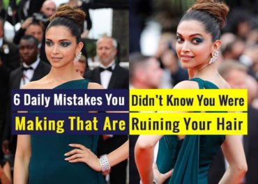 Daily Mistakes You Don't Know You Were Making That Is Ruining Your Hair
