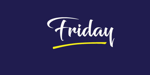 Friday born personality