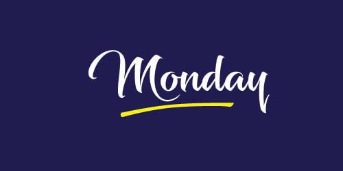 Monday born personality