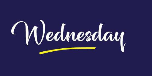 Wednesday Born Personality