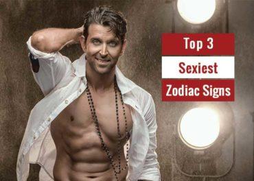 top 3 sexiest zodiac signs, sexiest zodiac sign