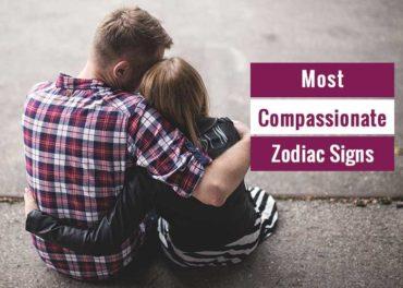 most compassionate zodiac signs