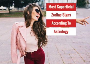 Most Superficial Zodiac Sign According to Astrology