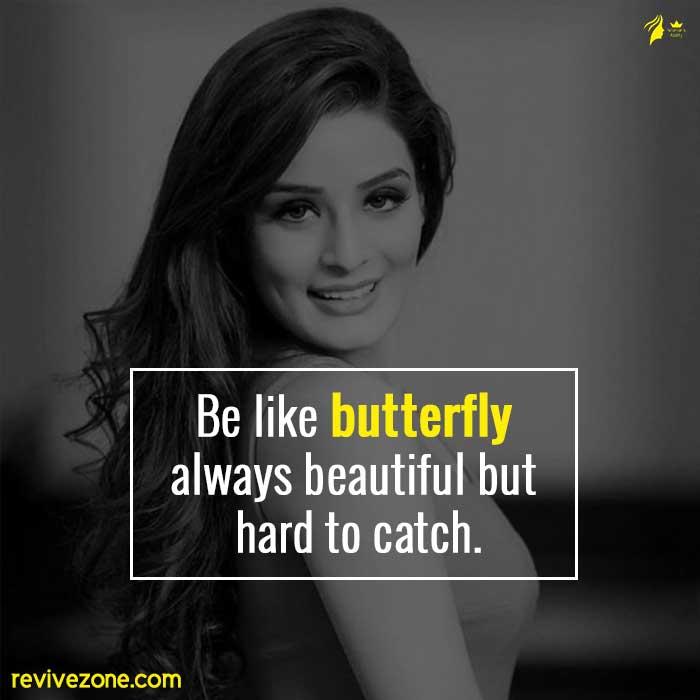 Be Like Butterfly