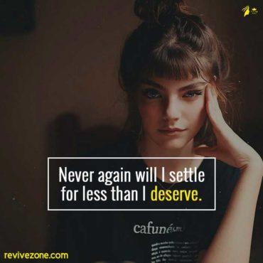 Never-again-will-I-settle