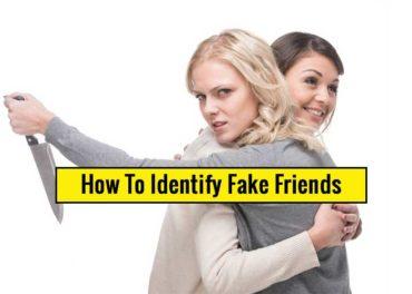 How To Identify Fake Friends? 5 Best Ways