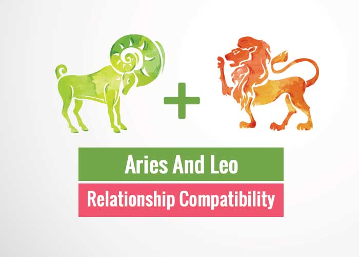 Aries And Leo Relationship Compatibility