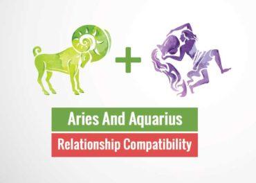 Aries And Aquarius Relationship Compatibility