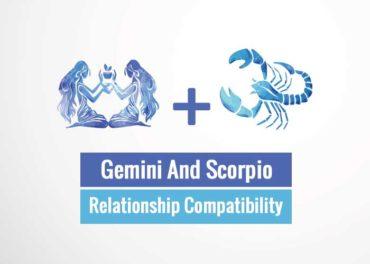 Gemini And Scorpio Relationship Compatibility