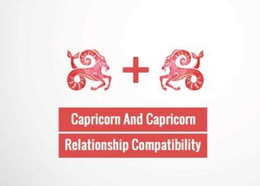 Capricorn And Capricorn Relationship Compatibility