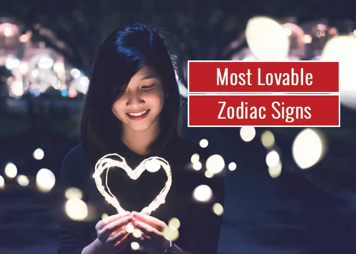 most lovable zodiac sign